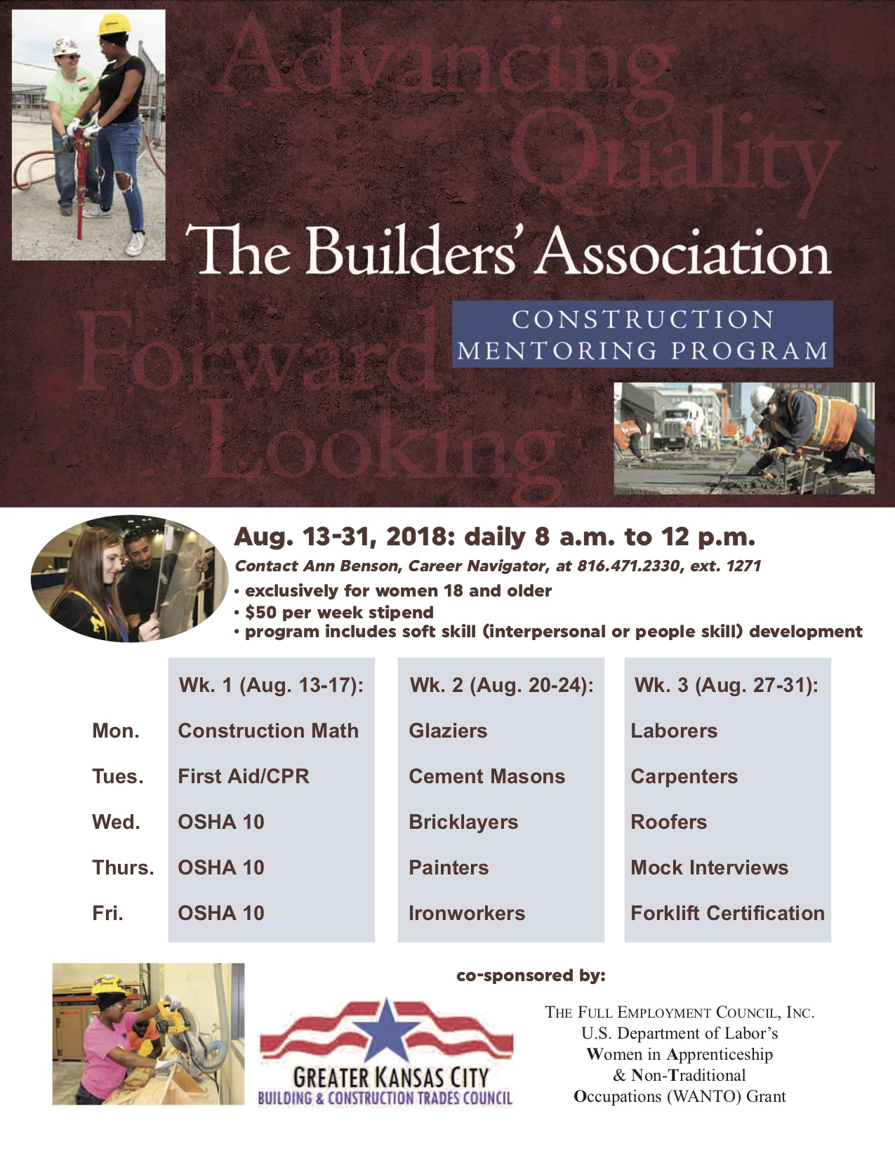 The Greater Kansas City Building Construction Trades Council